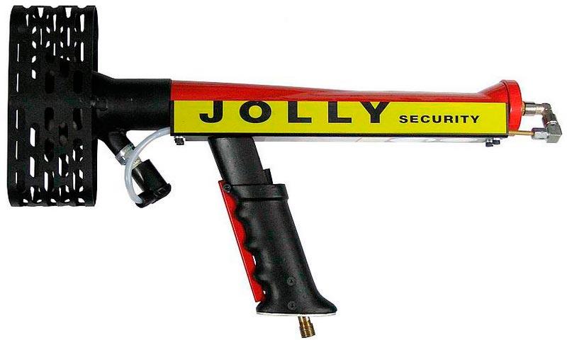 Термоусадочный пистолет Jolly